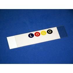 Abdeckung zu Modell 1520 mit Digitaldruck  (VE 10 Stück)