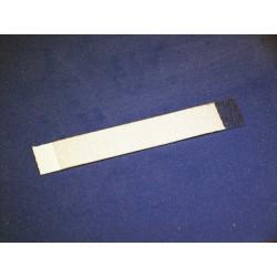 Transparente Abdeckungen zu Namensschild Modell A34 und A40